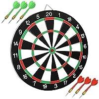 Yahee365 diana dardos Diana de lanzamiento de sisal Diana con 6 dardos juego