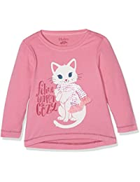 Hatley Long Sleeve Graphic Tees, T-Shirt Manches Longues Fille