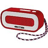 Trust Tunebox Enceinte portable Bluetooth pour Smartphone/Tablette Rouge