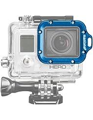 Mantona Linsenring für GoPro Hero 3 blau
