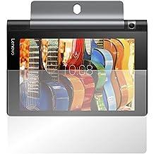 "2 x Slabo protector de pantalla Lenovo Yoga Tab 3 (8 pulgadas) lámina protectora de pantalla lámina protectora ""Ultra Transparente"" invisible MADE IN GERMANY"