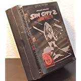 Sin City 2: A Dame to Kill For 3D Steelbook Blu-Ray Blu-Ray 3D + Flachmann) - Limited Steelbook Edition, Media-Markt Exklusiv, Uncut, Region B