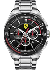 Scuderia Ferrari Gran Premio Mens Multi Functional Watch 0830188