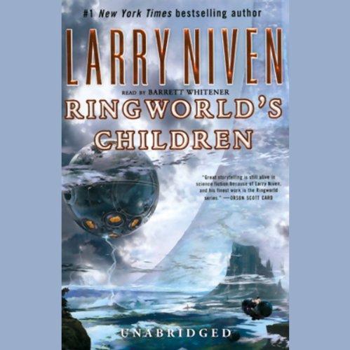 Ringworld's Children  Audiolibri