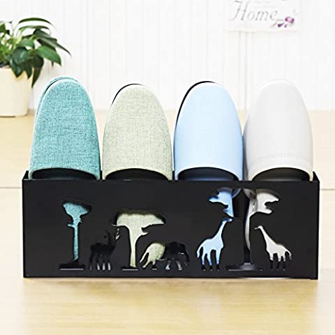 Scarpe minimaliste gabinetto articoli casalinghi Ferro creativo