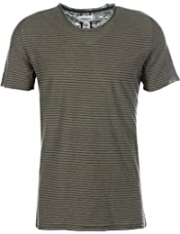 Nowadays Rverse Stripe T-Shirt
