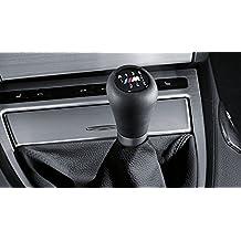 Original BMW M Piel Pomo para LHD para 3E46