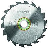 Festool 768129 - Hoja de sierra estándar 160x2,2x20 W18