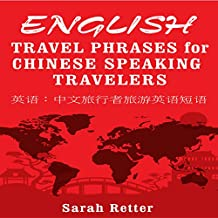 English Travel Phrases for Chinese-Speaking Travelers