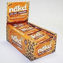 Nakd   Salted Caramel   18 x 40g