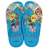 Stepup Store Kid's Flip-Flops Slippers for Boys and Girls Multi Colour Black & Blue (1.5 Years to 7 Years)