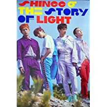 SHINee - The Story of Light EP.2 Official Poster With Tube Case 24 X 36.2 Inches