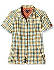 SALEWA Damen Bluse Valparola Dry W Short Sleeve Shirt