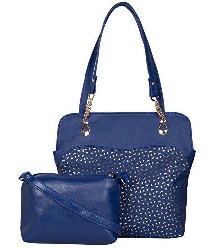 ADISA AD3022 Women Handbag With Sling Bag Combo