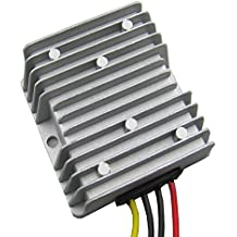 Yeeco impraegniern Sie DC a DC convertitore boost tensione del modulo regolatore di stabilizzatore automatico passo di alto voltaggio Auto del veicolo SPG.Adattatore di Alimentazione, 3a DC 10V-20V DC12V a 24V stesso Trasformatore di tensione Volt del bordo del modulo con 4Lame