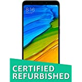 (Certified REFURBISHED) Mi Redmi 5 (Black, 32GB)