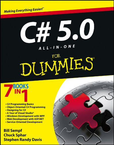 C# 5 0 All-in-One For Dummies PDF Online