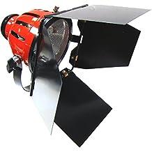 Cablematic - Foco de luz continua de tungsteno de 800W