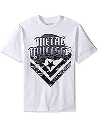 Camiseta Metal Mulisha Cam Blanco