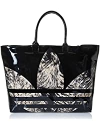 6dc3c54b6afe Adidas Originals St Moritz Shopper Tote Bag Womens School College Beach Gym  NEW
