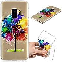 Everainy Samsung Galaxy S9 Hülle Silikon Transparent Gummi Cover Hüllen für Galaxy S9 Handyhülle Stoßfest Durchsichtig... preisvergleich bei billige-tabletten.eu