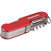 Silverline 270627 Swiss Army-Type Knife Multi-Tool 14-Function
