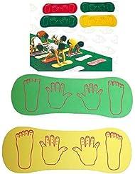 PhilMat La coopération mains d'enfants Conseil sports de plein air des équipements de sports jouets