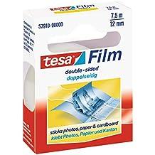 Tesa 57910-00000-00 Doppelseitiges Klebeband, 1 Rolle