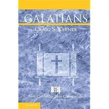 Galatians (New Cambridge Bible Commentary)
