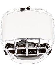 Bauer Erwachsene Visier für Eishockeyhelm Concept III - Full Visors - Senior, Clear, One size, 1041010