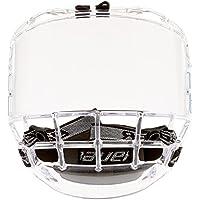 Bauer Visier für Eishockeyhelm Concept III - Full Visors - Senior - Material de entrenamiento para hockey sobre hielo, color transparente, talla Talla única