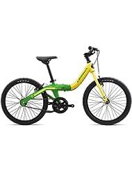 Orbea Grow 2 enfants vélo de 20 pouces 1 Gang mitwachsend réglable en aluminium, g00320