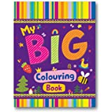 My Big Colouring Book (128 Pages) | Colouring Book for Kids | Jumbo Sized