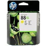 HP 88XL Gelb Original Druckerpatrone mit hoher Reichweite für HP Officejet Pro