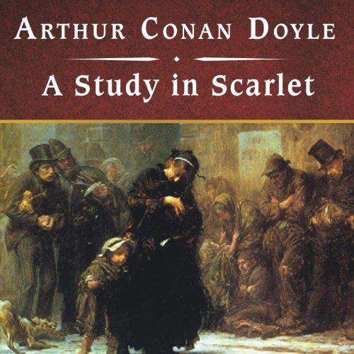 A Study in Scarlet  Audiolibri