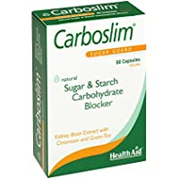 HealthAid Carboslim - Kidney Bean Extract - 60 Vegan