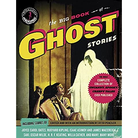The Big Book of Ghost Stories - Big Black Book