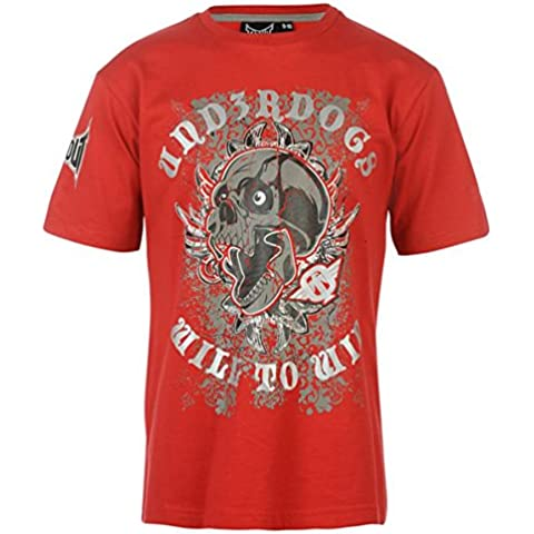 Junior Boys grande stampato Foil T Shirt