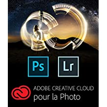 Creative Cloud pour la Photo (Photoshop CC + Lightroom) [Code]