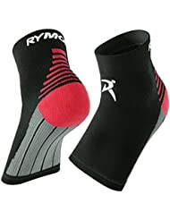 Plantar Fasciitis Foot Compression Sock Sleeves with Cushioning - Relieves Pain - Supports Heel, Arch & Ankle