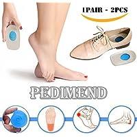 pedimend Schuh fügt für Fersensporn (Ohrstecker -2pcs)–Perfekt,–lindert Weichteile Tension–Massage Kissen... preisvergleich bei billige-tabletten.eu