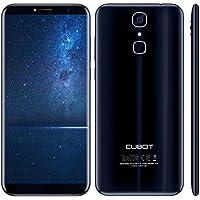 """Cubot X18 Smartphone 4G Android 7.0 Empreinte digitale FDD-LTE MTK6737T 1.5GHz Quad Core Affichage 5.7 """"HD 1440 * 720P 3 Go + 32 Go 13 + 16MP Caméras 3200mAh Lumière de Notification"""