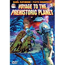 Voyage To The Prehistoric Planet (DVD-R) (1965) (All Regions) (NTSC) (US Import)