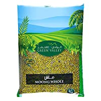 Green Valley Whole Moong - 1 kg