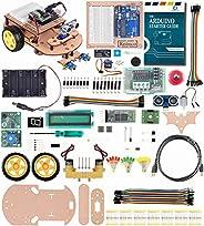 Roinco Multipurpose Starter Kit for Arduino IDE - Robotics For Beginners (learn Basic - Intermediate - Advance