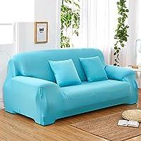 FDJKGFHGFCGDFGDG Cubierta del sofá de Color sólido,Todos Tela Sofa slipcover elástico Cubrir Europeo Simple