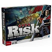 Hasbro Gaming - Juego de estrategia Risk (28720190) (versión portuguesa)