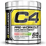 Cellucor C4 Extreme Workout Supplement - 60 Servings (Strawberry Margarita)