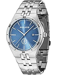 Police Herren-Armbanduhr IRON Analog Quarz 14440JS/03M