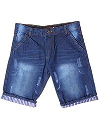 Krystle Boy's Stylish Fashionable Denim Shorts